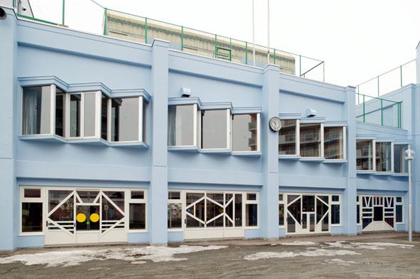 澄川幼稚園(文教・公共施設)1