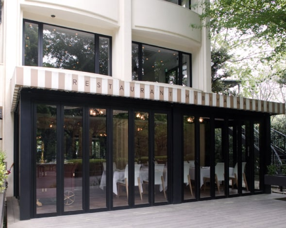 日比谷パレス(飲食・食料品店舗)