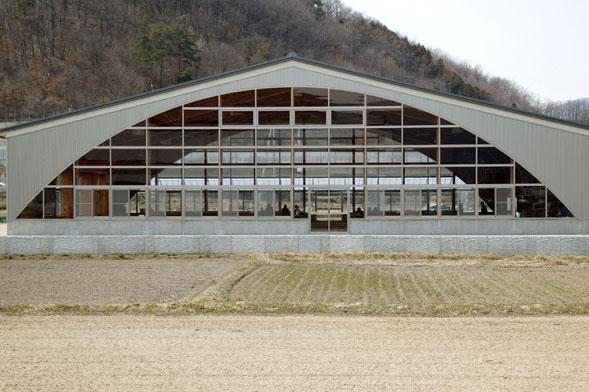 更埴市 秋野の里 ゲートボール場(リゾートスポーツ施設)1