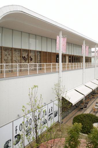コクーン新都心(複合商業施設)3