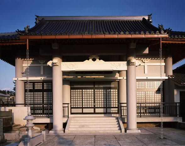 大安寺(神社・仏閣)1