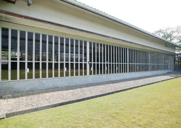 久留米市 弓道場(リゾートスポーツ施設)1