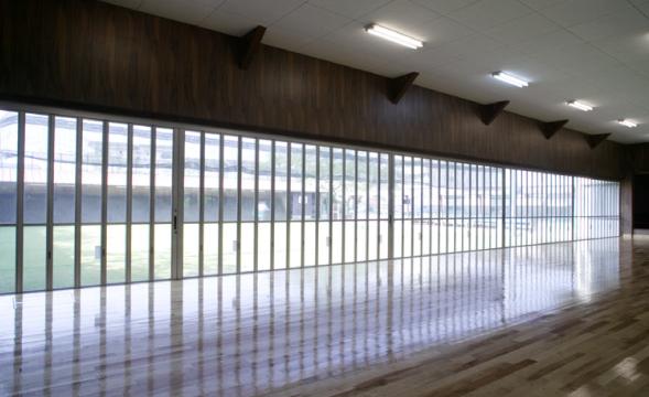 久留米市 弓道場(リゾートスポーツ施設)2