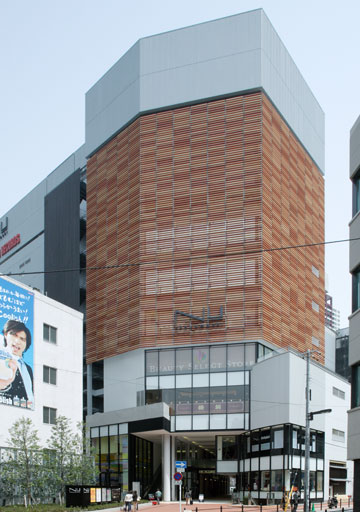 NU Chayamachi(複合商業施設)