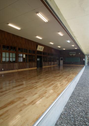 久留米市 弓道場(リゾートスポーツ施設)3