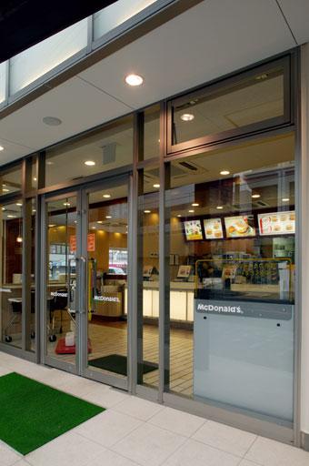 マクドナルド 126八日市場店(飲食・食料品店舗)2