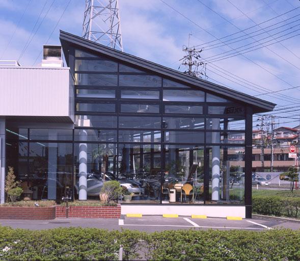 秋田ヤナセ 本社(カーディーラー)2