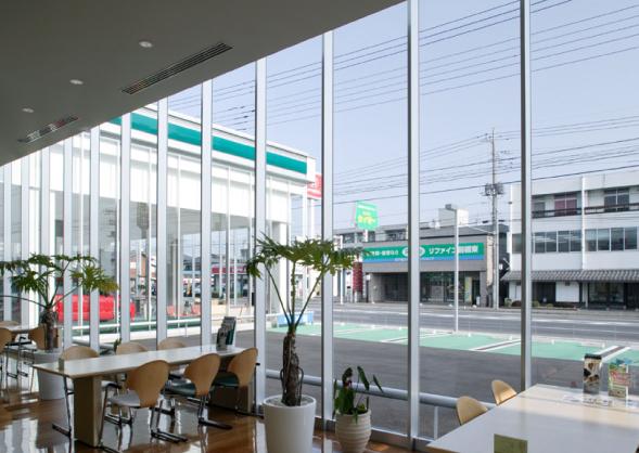 群馬トヨペット 前橋天川大島店(カーディーラー)3