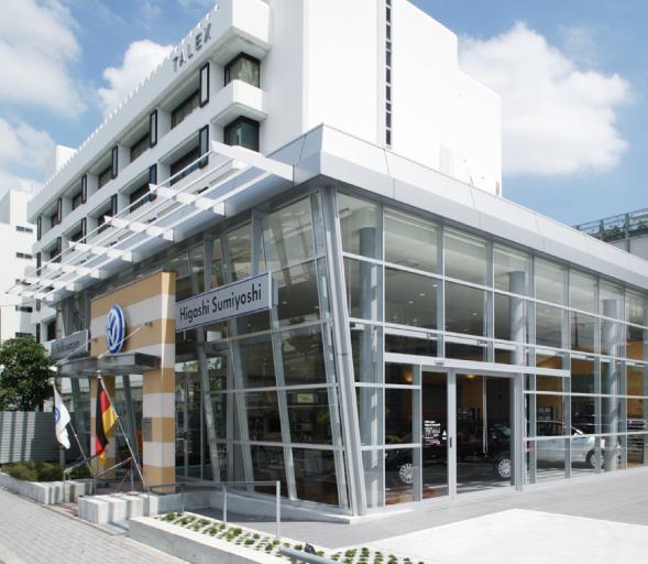 大阪トヨタ(株) DUO東住吉店(カーディーラー)1