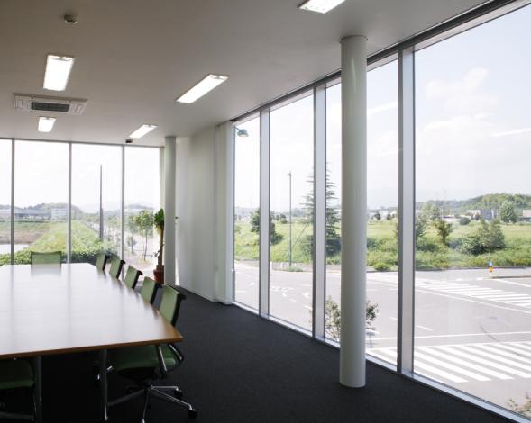 (株)宝輪 新社屋(オフィス・住居)3