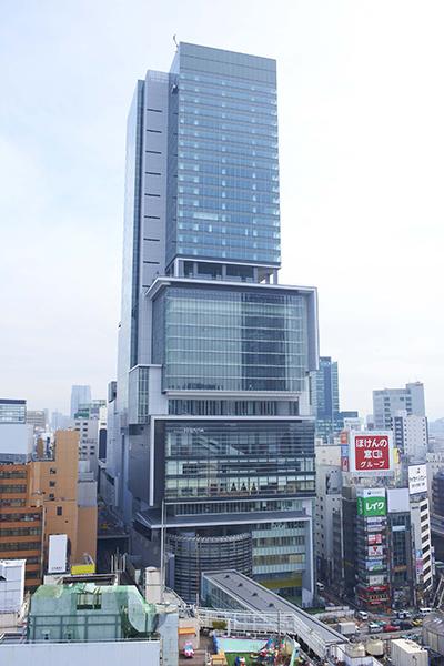 渋谷ヒカリエ4