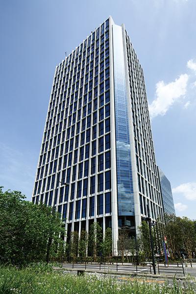 二子玉川ライズ タワーオフィス1