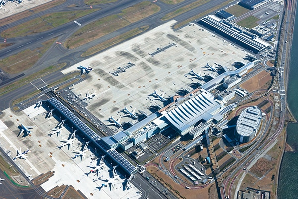 東京国際空港(羽田)旅客ターミナルビル