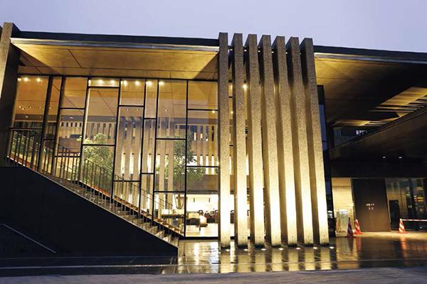 坂東市新庁舎