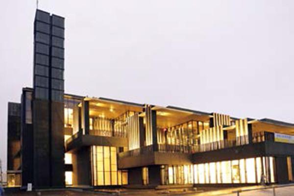 坂東市新庁舎2