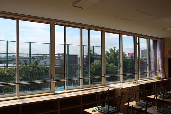 札幌市某小学校1
