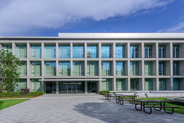 流通経済大学 龍ヶ崎新2号館 建設工事5