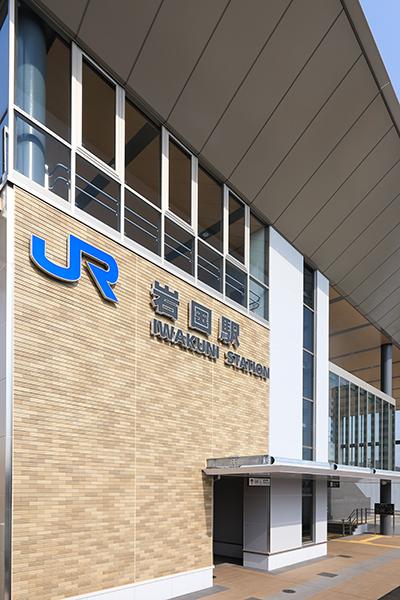 JR岩国駅6
