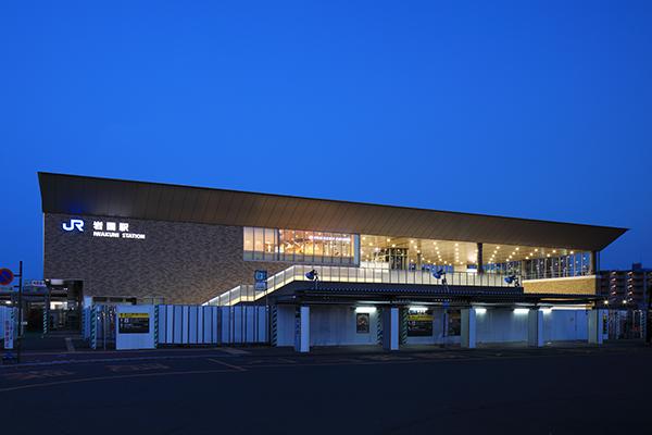 JR岩国駅10