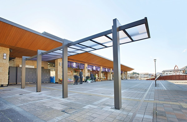 東武鉄道 鬼怒川温泉駅1