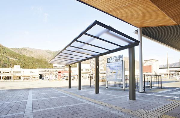 東武鉄道 鬼怒川温泉駅2