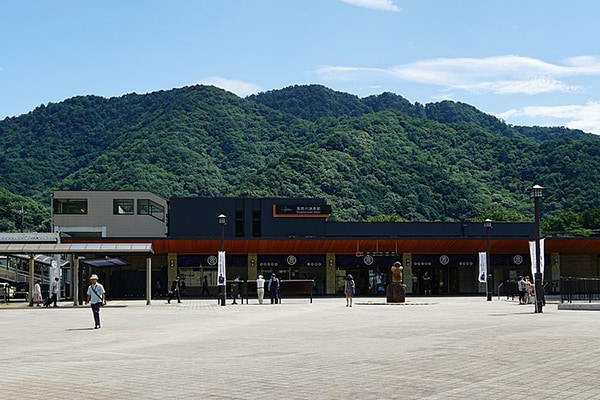 東武鉄道 鬼怒川温泉駅4