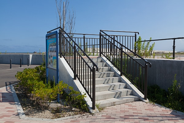 荒浜漁港公園3