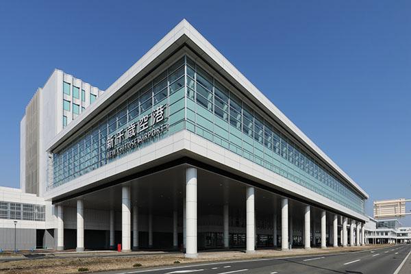 新千歳空港国際線旅客ターミナルビル1