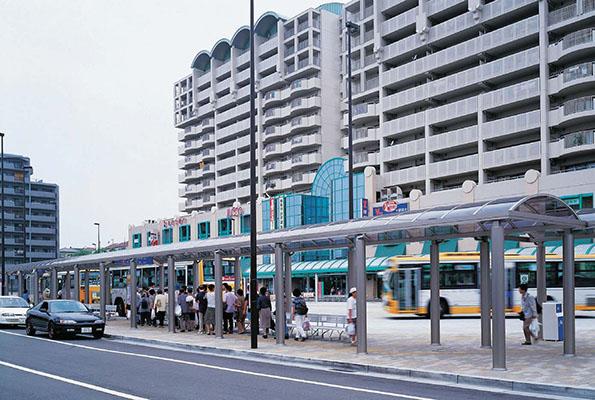山陽電鉄垂水駅前1