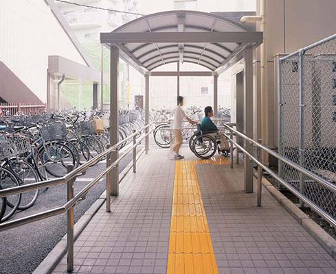 JR昭島駅1