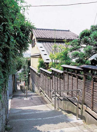 文京区内の坂6