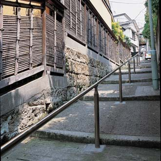 文京区内の坂7
