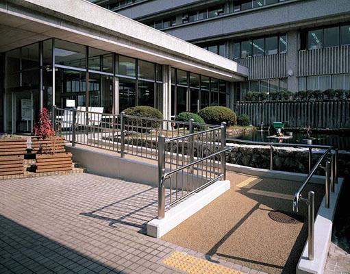 中津川市役所2