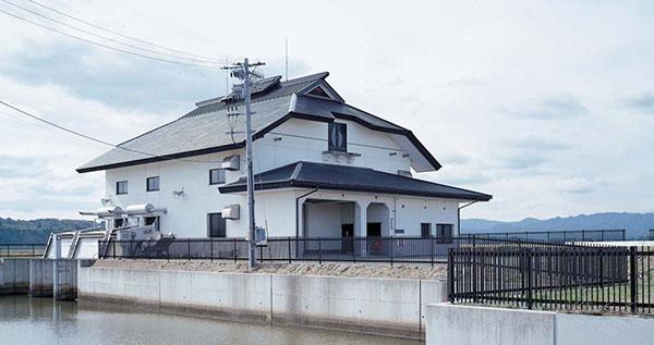 山信田排水機場1