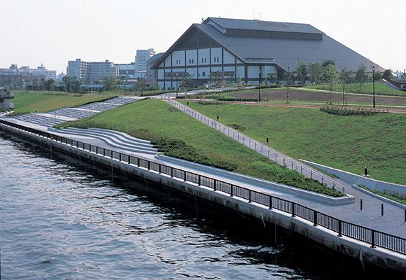 汐入公園1