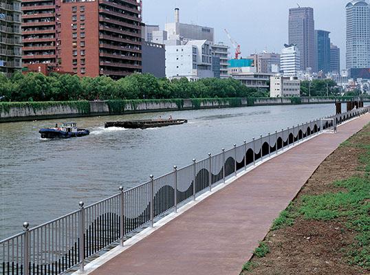 堂島川国際会議場前船着場1