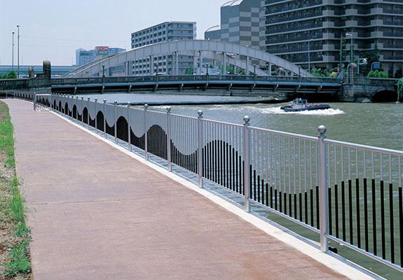 堂島川国際会議場前船着場2