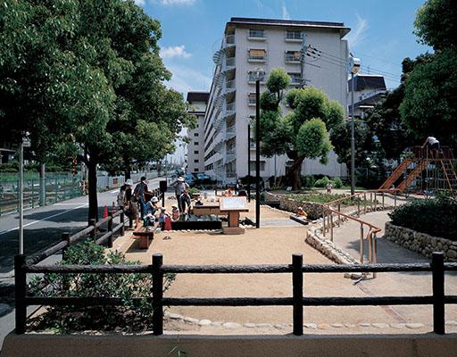箕面親水公園2