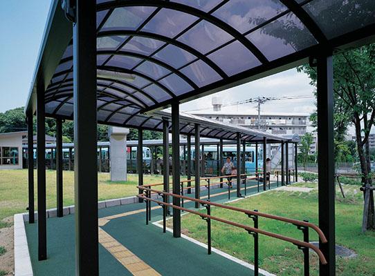 春日市ふれあい文化センターバスセンター1