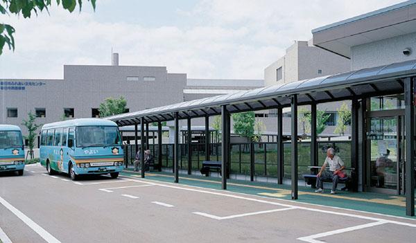 春日市ふれあい文化センターバスセンター2
