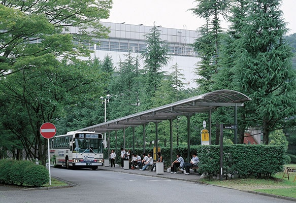 拓殖大学八王子キャンパス1