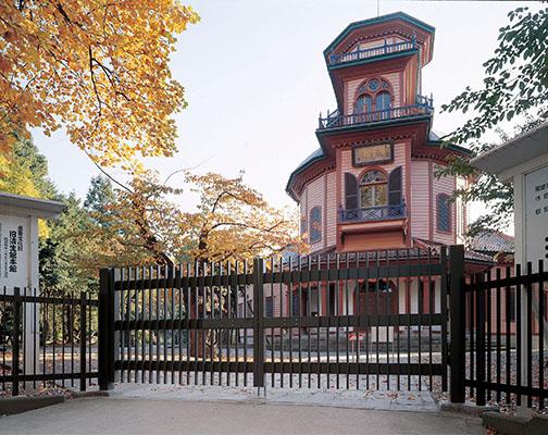 重要文化財旧済生館本館1