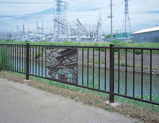 合瀬川緑道
