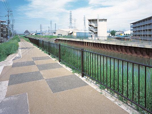 合瀬川緑道2