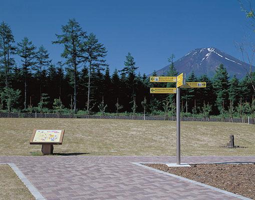富士山レーダードーム公園