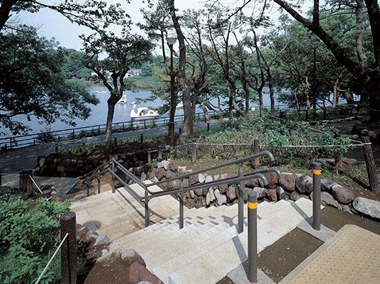 洗足池公園2