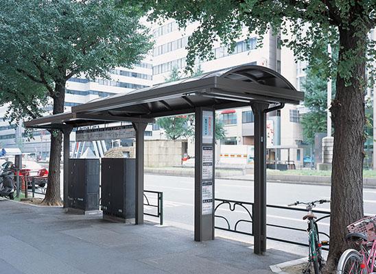 八重洲バス停