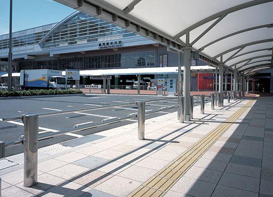 JR鹿児島中央駅西口2