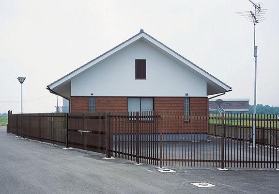 境川排水機場1