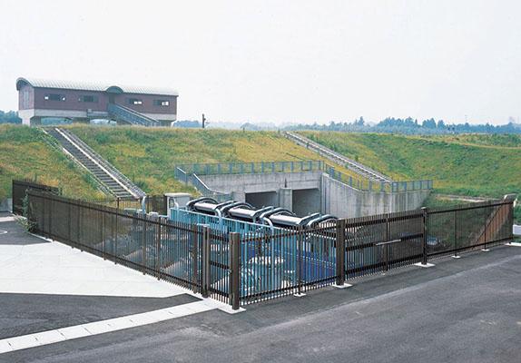 境川排水機場2